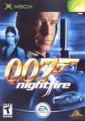007: Nightfire Xbox Front Cover
