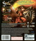 Conan PlayStation 3 Back Cover
