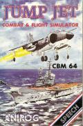 Harrier Mission Commodore 64 Front Cover