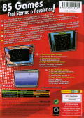 Atari: 80 Classic Games in One! Xbox Back Cover
