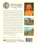 Defender of the Crown CD-i Back Cover
