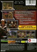 Mortal Kombat: Deception Xbox Back Cover