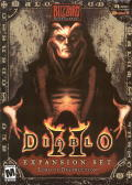 Diablo II: Lord of Destruction Macintosh Front Cover