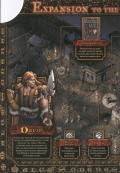 Diablo II: Lord of Destruction Macintosh Inside Cover Left Side