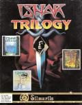 Ishar Trilogy DOS Front Cover