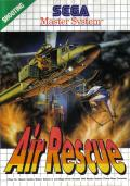 Air Rescue SEGA Master System Front Cover