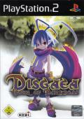 Disgaea: Hour of Darkness PlayStation 2 Front Cover