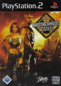 Fallout: Brotherhood of Steel PlayStation 2 Front Cover