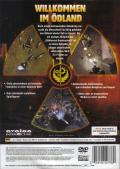 Fallout: Brotherhood of Steel PlayStation 2 Back Cover