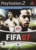 FIFA Soccer 07 PlayStation 2 Front Cover