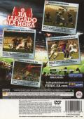 FIFA Soccer 07 PlayStation 2 Back Cover