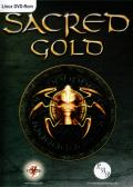 Sacred Gold Linux Front Cover