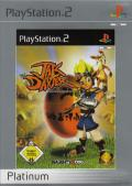 Jak and Daxter: The Precursor Legacy PlayStation 2 Front Cover