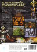Kessen PlayStation 2 Back Cover