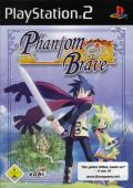 Phantom Brave PlayStation 2 Front Cover