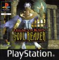 Legacy of Kain: Soul Reaver PlayStation Front Cover