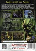 Legacy of Kain: Soul Reaver 2 PlayStation 2 Back Cover