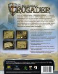 FireFly Studios' Stronghold Crusader Windows Back Cover