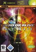 Dead or Alive Ultimate Xbox Front Cover