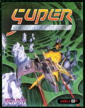 Super Stardust Amiga CD32 Front Cover
