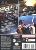 GoldenEye: Rogue Agent GameCube Back Cover