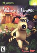 Wallace & Gromit in Project Zoo Xbox Front Cover