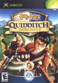 Harry Potter: Quidditch World Cup Xbox Front Cover