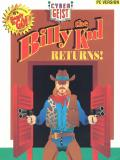 Billy the Kid Returns! DOS Front Cover