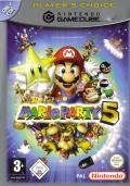 Mario Party 5 GameCube Front Cover