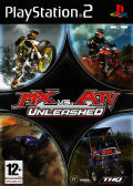 MX vs. ATV Unleashed PlayStation 2 Front Cover