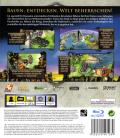 Sid Meier's Civilization: Revolution PlayStation 3 Back Cover