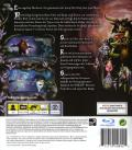 Folklore PlayStation 3 Back Cover