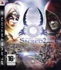 Sacred 2: Fallen Angel PlayStation 3 Front Cover