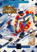 The Games: Winter Challenge Genesis Front Cover