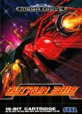 OutRun 2019 Genesis Front Cover