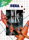 Ace of Aces SEGA Master System Front Cover