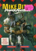 Mike Ditka Ultimate Football Genesis Front Cover
