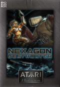 Nexagon Deathmatch Windows Front Cover