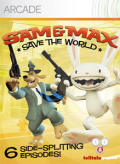 Sam & Max: Season One Xbox 360 Front Cover