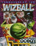 Wizball Commodore 64 Front Cover