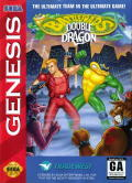 Battletoads & Double Dragon: The Ultimate Team Genesis Front Cover