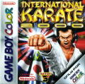 International Karate 2000 Game Boy Color Front Cover