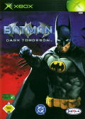 Batman: Dark Tomorrow Xbox Front Cover
