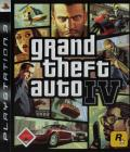 Grand Theft Auto IV PlayStation 3 Front Cover
