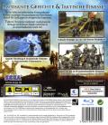 Valkyria Chronicles PlayStation 3 Back Cover