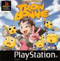 The Misadventures of Tron Bonne PlayStation Front Cover