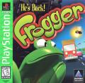 Frogger PlayStation Front Cover