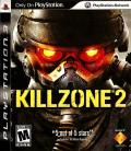 Killzone 2 PlayStation 3 Front Cover