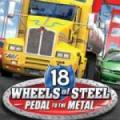 18 Wheels of Steel: Pedal to the Metal Windows Front Cover
