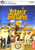Asterix at the Olympic Games Windows Front Cover